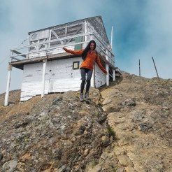 High Rock Lookout, WA