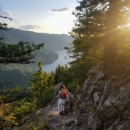 Mt. Storm King hike